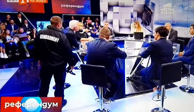 Волен Сидеров удари дъното в БНТ, в социалните мрежи залагат адекватен ли е бил депутатът
