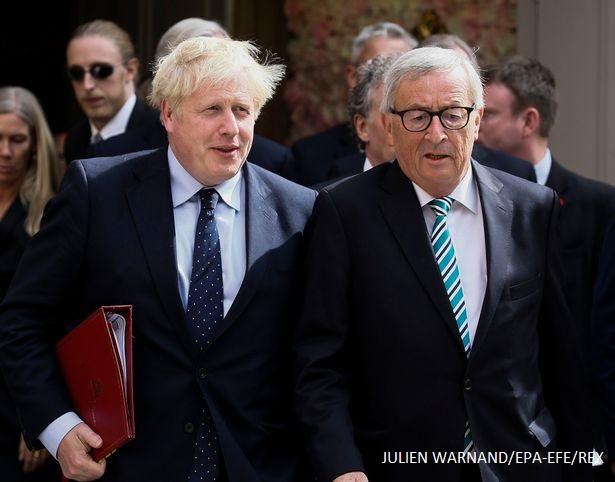Борис Джонсън и Юнкер: Имаме сделка за Brexit