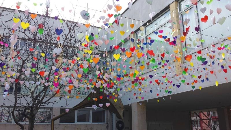 6 000 сърца в Младежкия културен център