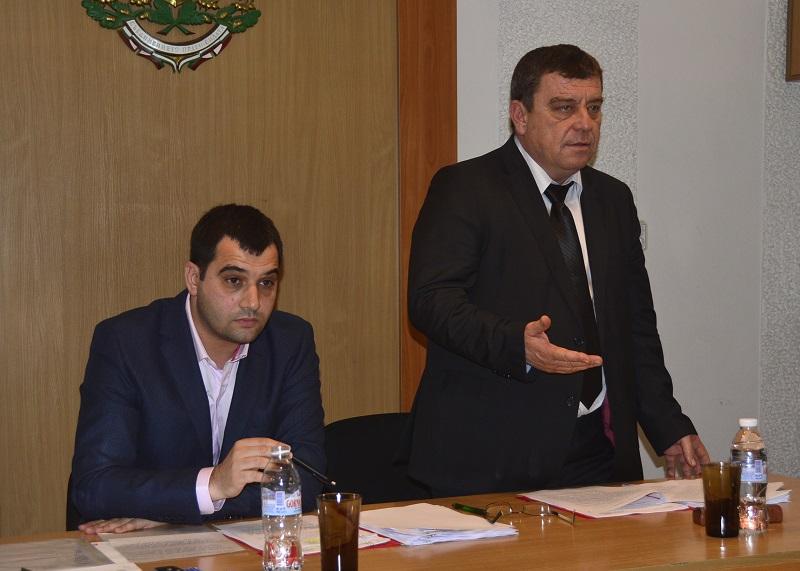 Община Камено има втори заместник кмет – финансистът Димитър Петров