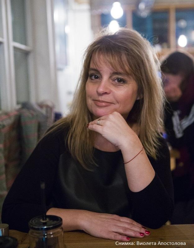 Мария Касимова-Моасе в Бургас: Подарих най-прекрасните си мечти на този хоризонт