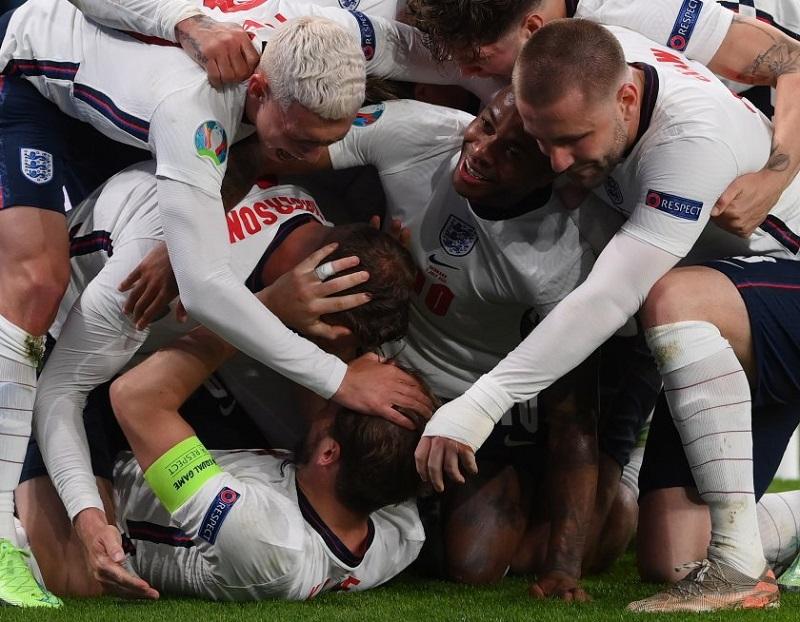 Англия се класира за финала на Евро 2020