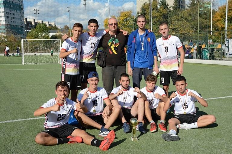 Отборът на немската гимназия завоюва купата на БМФ Порт Бургас за 2019 г