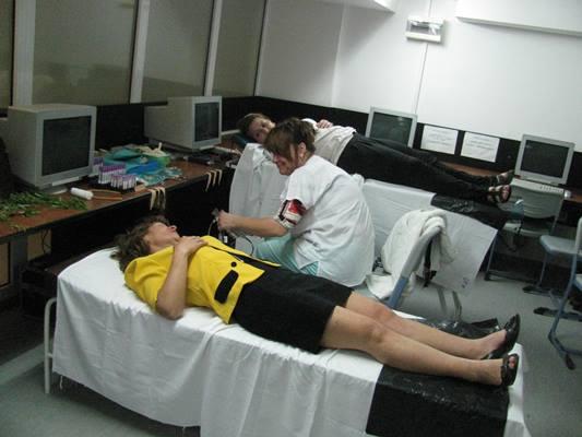 15 постоянно даряват кръв на Цветница в Бургас