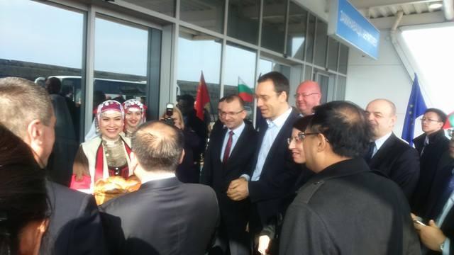 Бургас отваря вратите на Китай към Европа