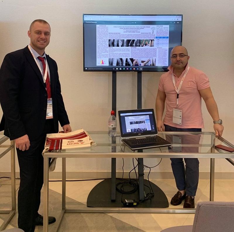 Бургаски лекари са единствените българи с доклади на Световния конгрес по ортопедия