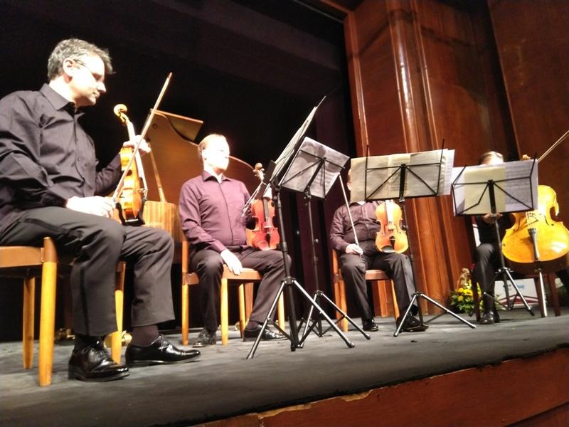 Прочути музиканти от Виена свириха вълшебно в Бургас