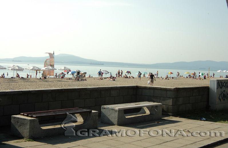Търси се концесионер за Северния плаж в Бургас