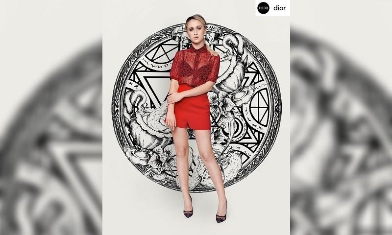 Бургазлийка блесна във Vouge като лице на Dior