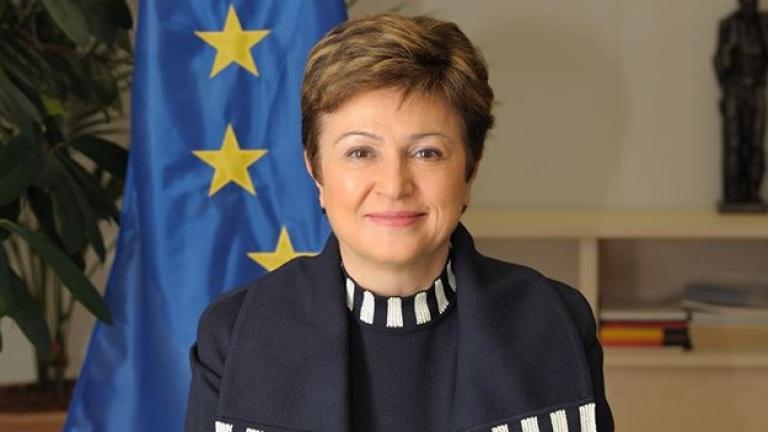Кристалина Георгиева е фаворит за нов шеф на МВФ
