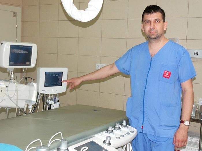 Коронарната ангиография намалява риска от инфаркт