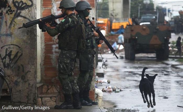 Бразилия със смъртоносен рекорд