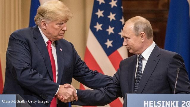 Тръмп обеща да се срещне с Путин