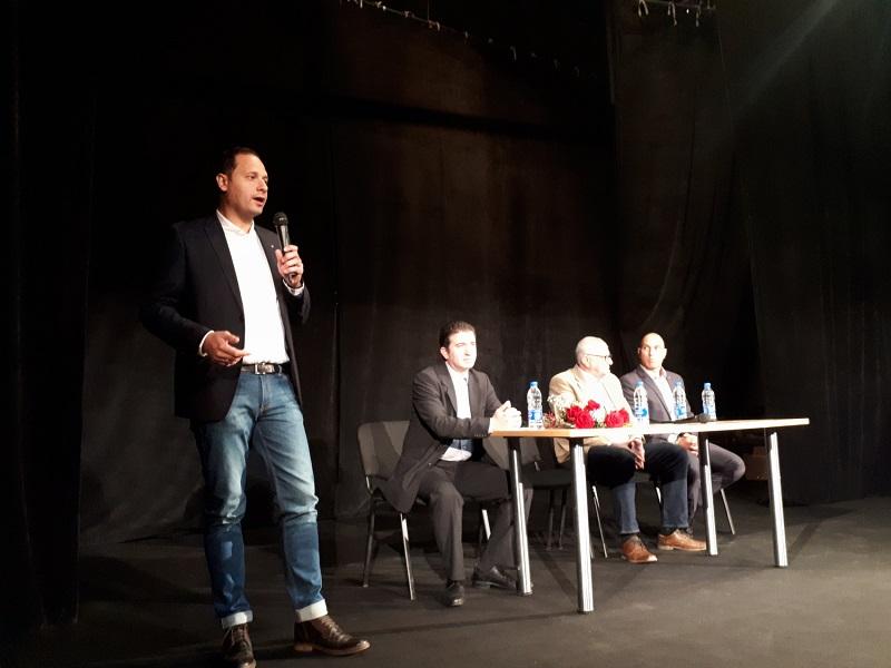 Петър Витанов в Бургас: Евроизборите предопределят бъдещето на България