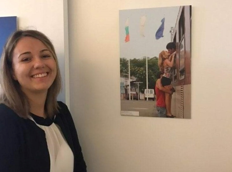 Бургазлийка спечели първо място в две категории на европейски фотоконкурс