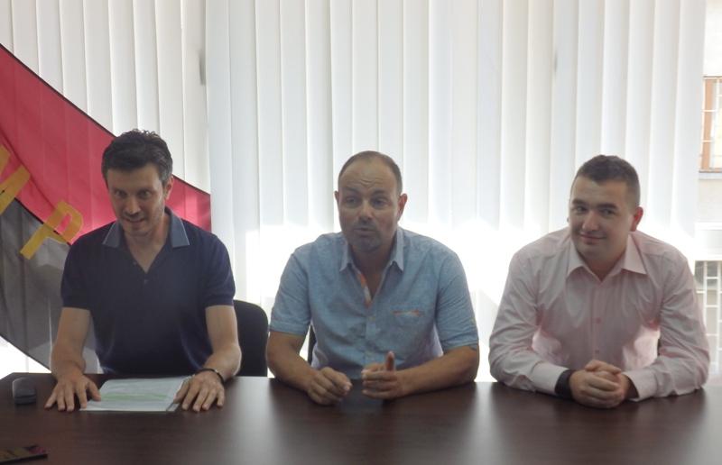 Бургаските воеводи на изчакване за кметската кандидатура на Димитър Николов