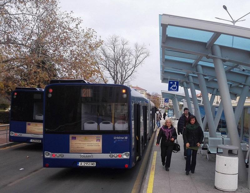 В Лозово си искат стария маршрут на автобуса