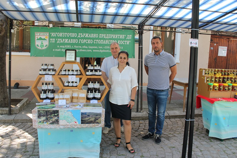 В Царево откриха фестивала на странджанския манов мед