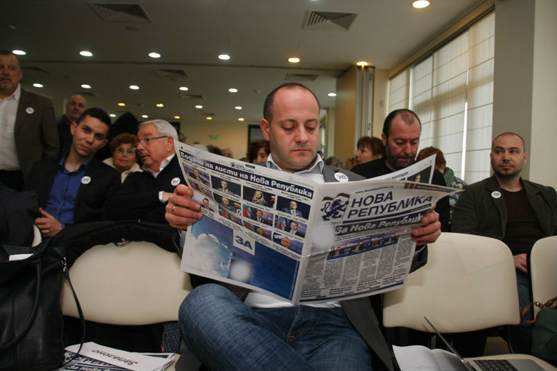 ДСБ в Бургаско с две номинации за поста на Радан Кънев