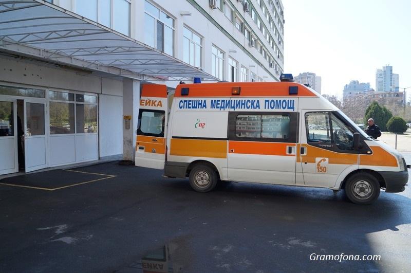 Кожното отделение в УМБАЛ Бургас става второ инфекциозно