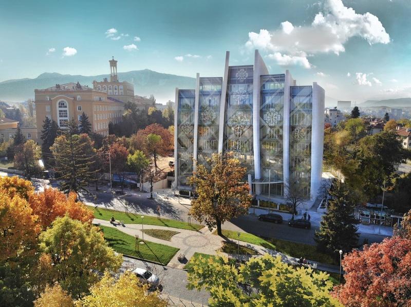 Новата резиденция на братя Диневи е избрана за иновативна сграда на 2019