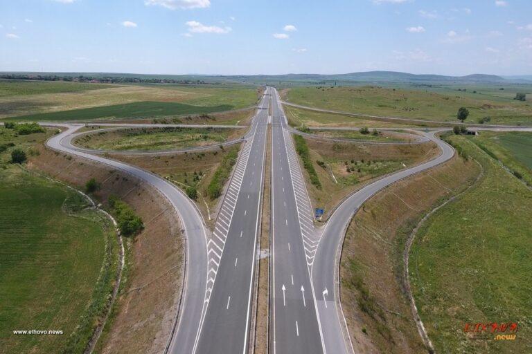 До утре шофьорите да се движат с повишено внимание при кръстовището за  Българово на пътя Бургас - Айтос