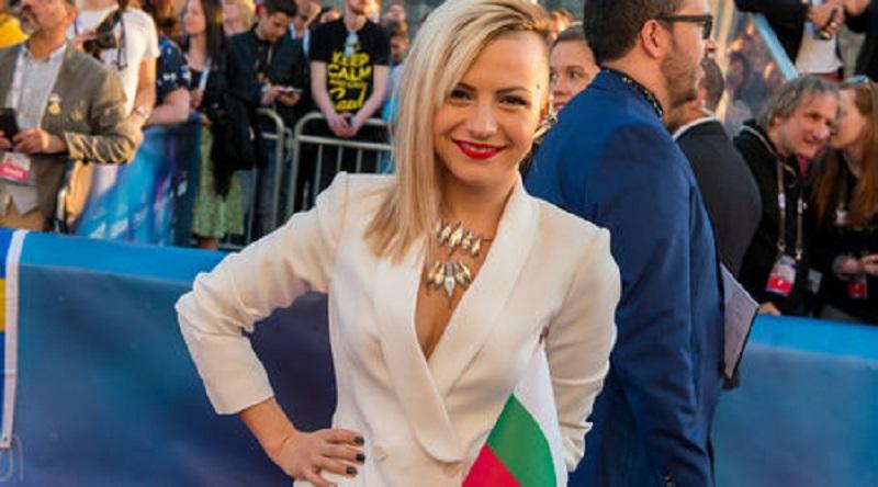 Поли Генова ни представя на Евровизия