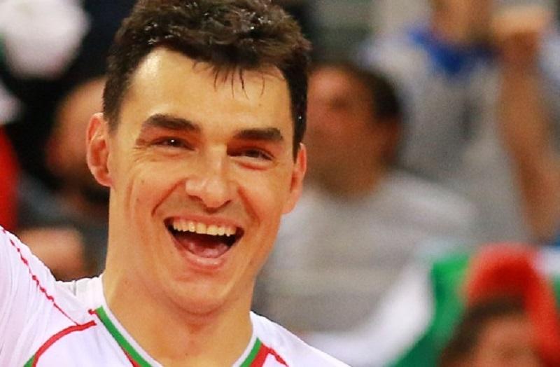 Владо Николов  се сбогува с волейболната игра