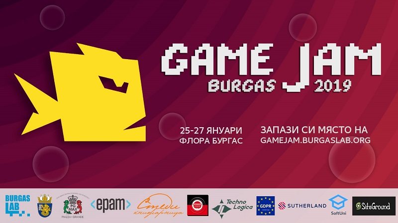 Създателят на Пукльовците ще е лектор на Burgas Game Jam