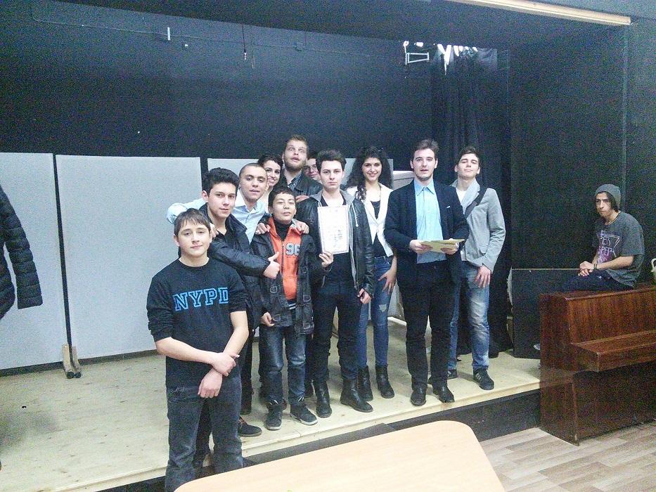 Бургаски спектакъл  обра овациите на публика и жури
