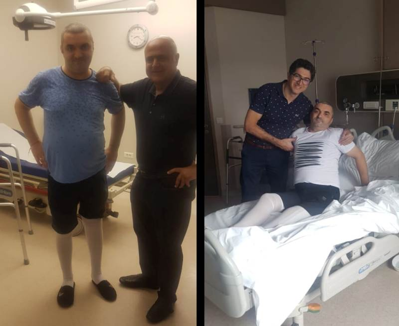 След месеци борба Ферад спечели битката с коварна болест