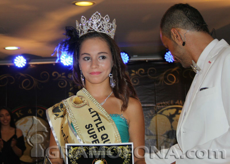 Бургазлийката Димона Мудева е новата Little Queen World