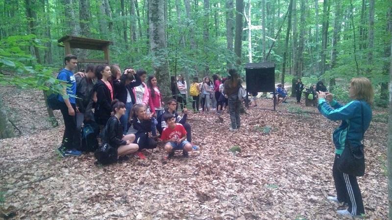 Немска телевизия снима филм за природен парк Странджа