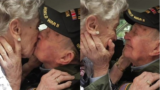 Любов след 75-годишна пауза