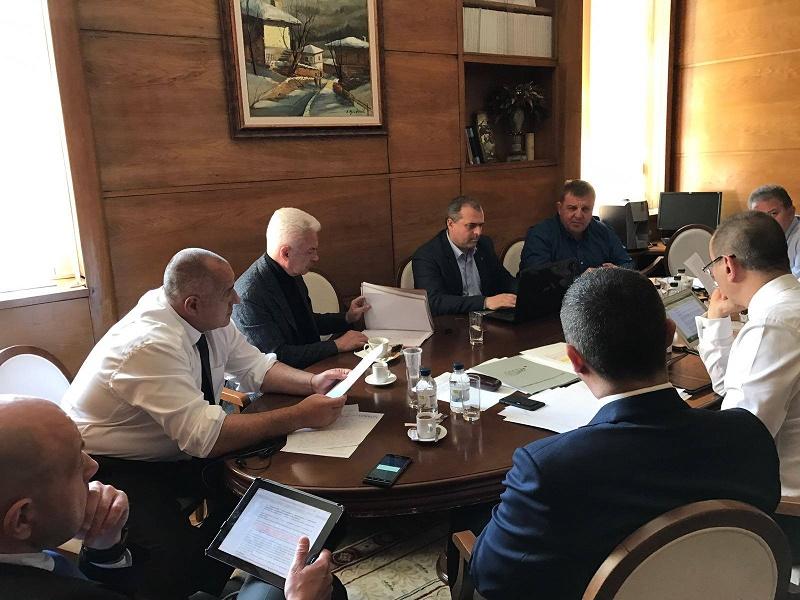 Борисов показа как ГЕРБ и Патриоти стиковат управленската си програма