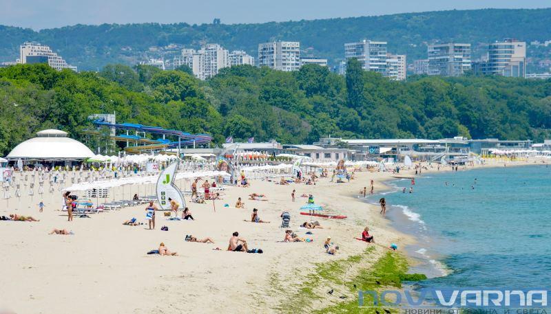 Сезонът за германците във Варна приключи