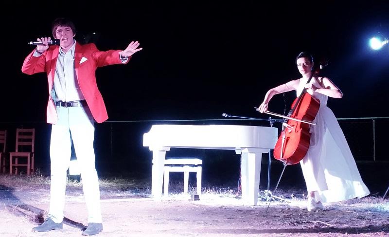 Георги Милтиядов със завладяващ спектакъл на Острова