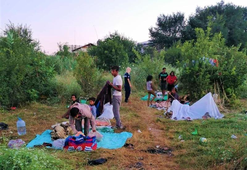 Осуетиха изграждането на нов ромски катун в Славейков