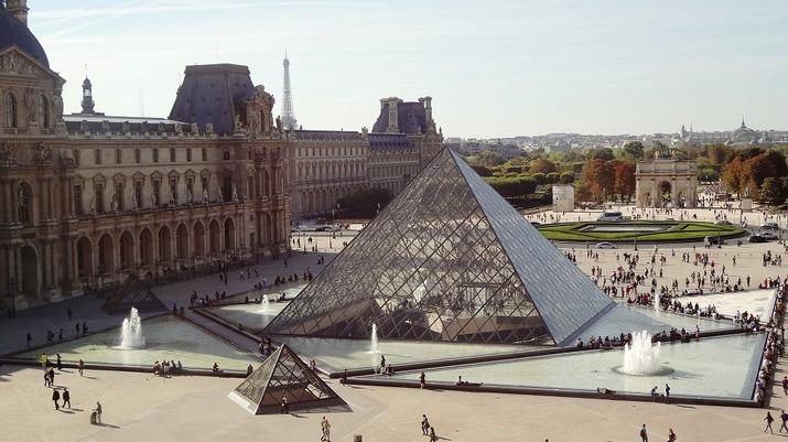 Създателят на стъклената пирамида на Лувъра почина на 102-годишна възраст