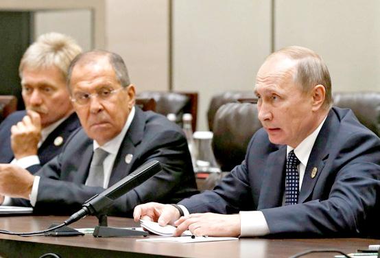 Путин: Близкоизточният район е превърнат в пространство на хаоса