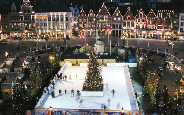 Белгия се отказва от Коледните пазари, вече ще са зимни, за да не се сърдят нехристияните