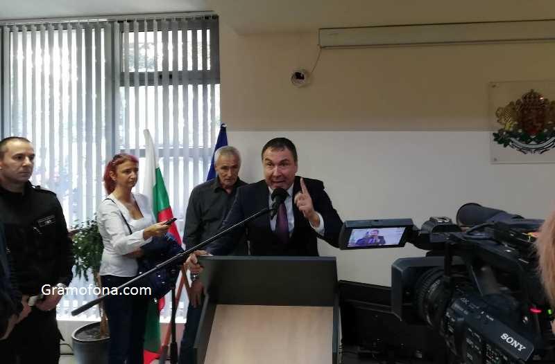 Николай Димитров: Благодаря Ви, че опазихте Несебър (ОБНОВЕНА)