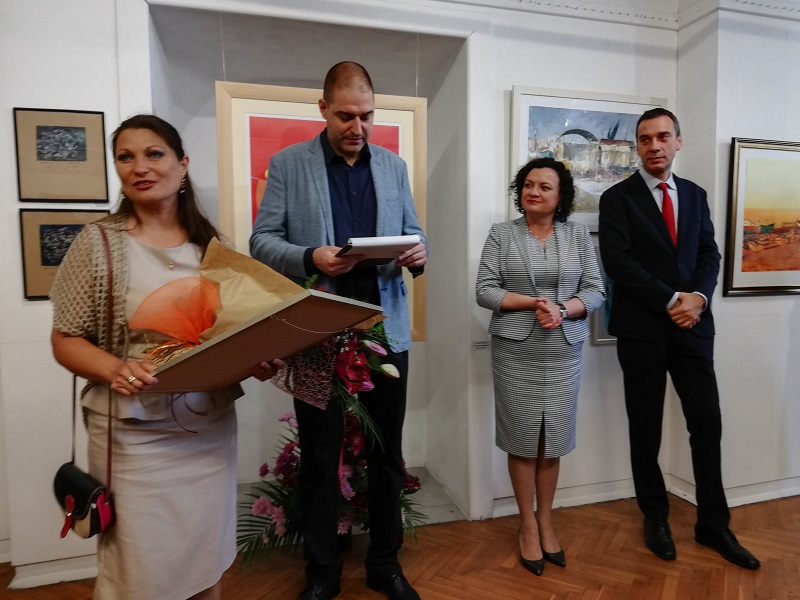 """Нели Тодорова е бургаският """"Млад художник на годината"""""""