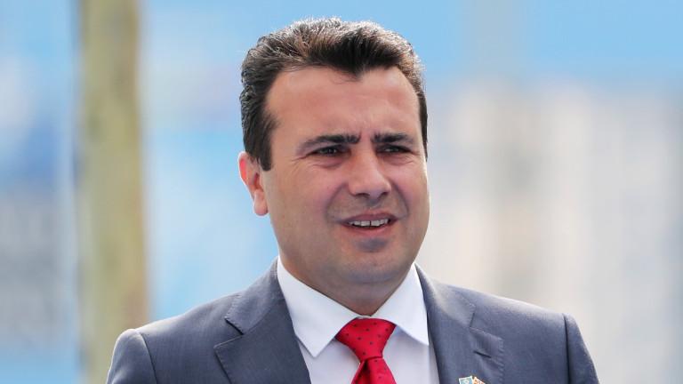 Зоран Заев е огорчен, но не се надява на пробив в спора с България