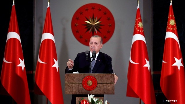 Турция отмени извънредното положение