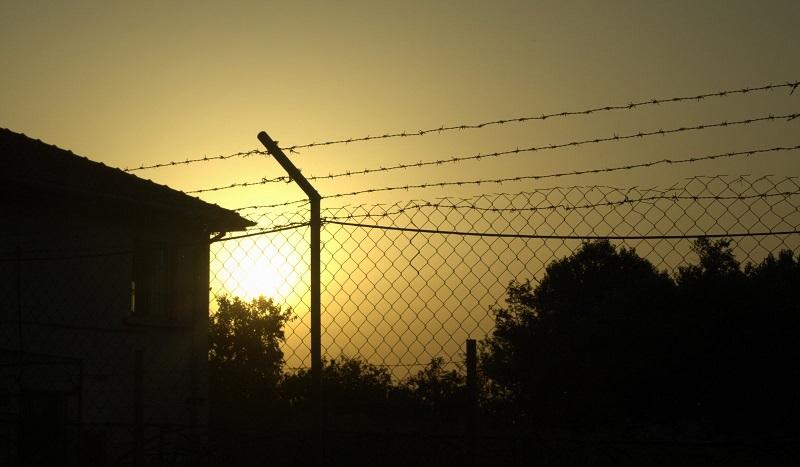Джулай морнинг в затвора