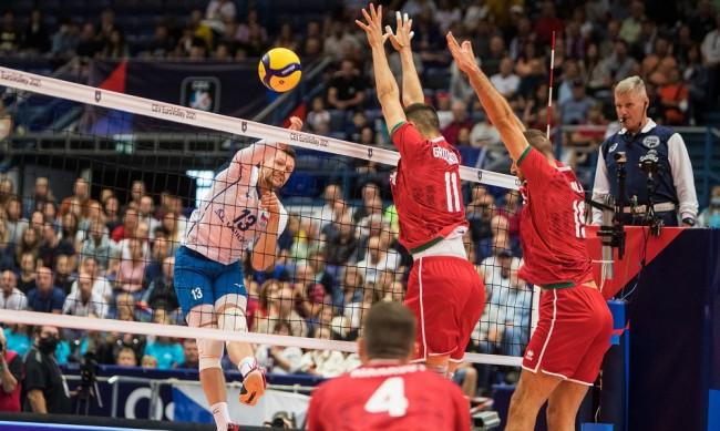 България с втори успех на ЕвроВолей, победи Чехия с 3:2