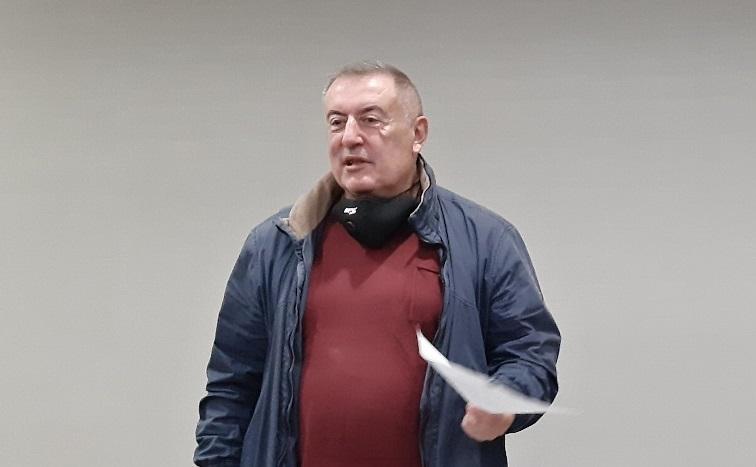 Стойко Танков е преизбран за председател на Областния съвет на БСП - Бургас