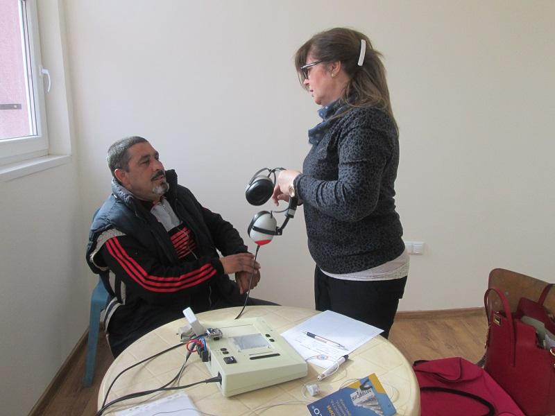 Продължават безплатните прегледи за уязвимите групи в Средец и Малко Търново