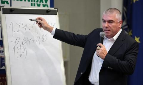 Марешки инициира референдум, вади ни от НАТО